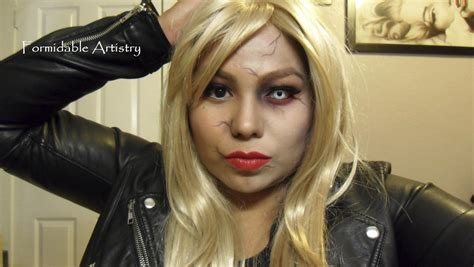 zombie tutorial ruby formidableartistry zombie gaga makeup tutorial