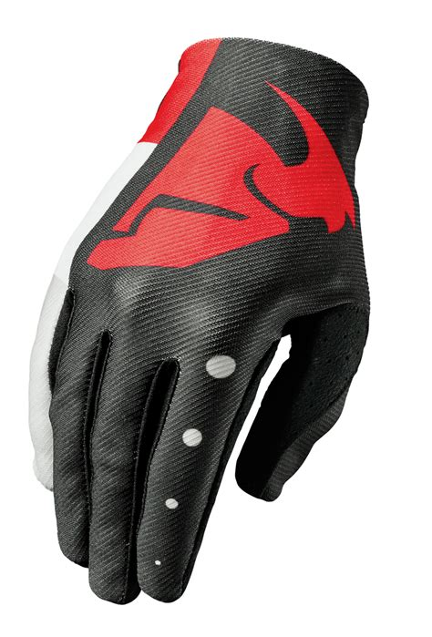 gloves motocross thor mx motocross men s 2017 void gloves aktiv red black