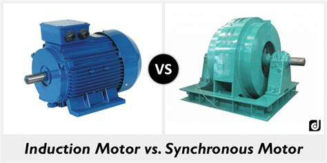 x induction motor difference between induction motor and synchronous motor