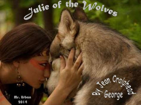 julie of the wolves julie of the wolves 1 by jean the elements of fiction in julie of the wolves