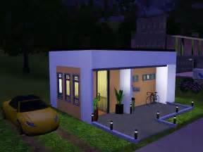 Very Small Houses sims 3 very small modern house youtube
