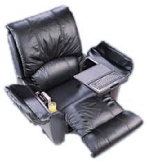 Recliner Laptop Tray by The Ultimate Recliner Irruminations