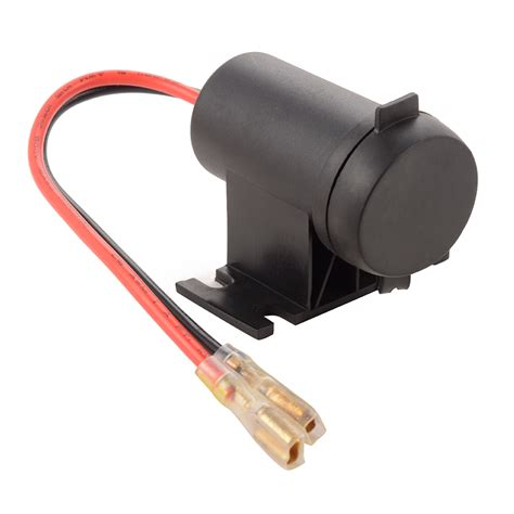 how to cap electrical outlet 12v car cigarette lighter power socket outlet