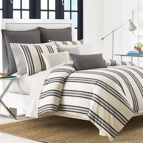 end of bed coverlet nautica hayes comforter and duvet set from beddingstyle com