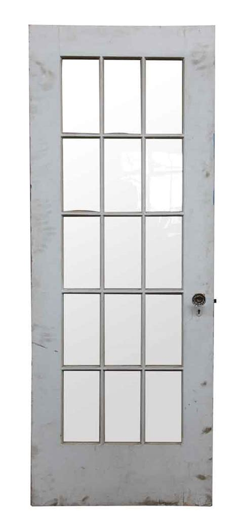 15 Glass Panel Interior Doors 15 Wavy Glass Panel Wood Door Olde Things