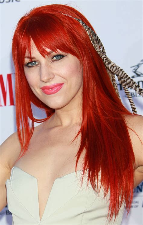 red hairstyles images 20 amazing bright colors for hair megapics