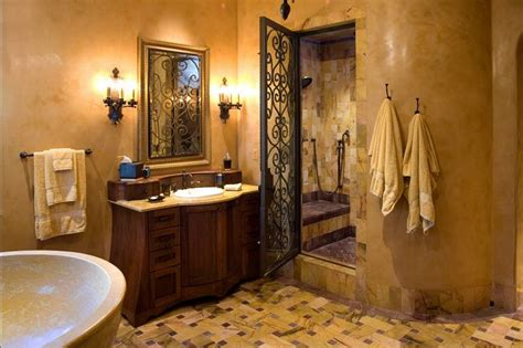 Mediterranean Bathroom Ideas by Mediterranean Bathroom Designs Master Bath Ideas
