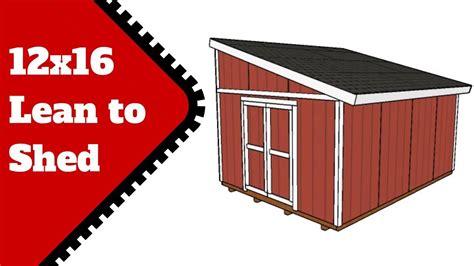 shed plans slant roof modern house