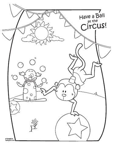 Clown Worksheets by 17 Best Images About Circus Theme On Circus