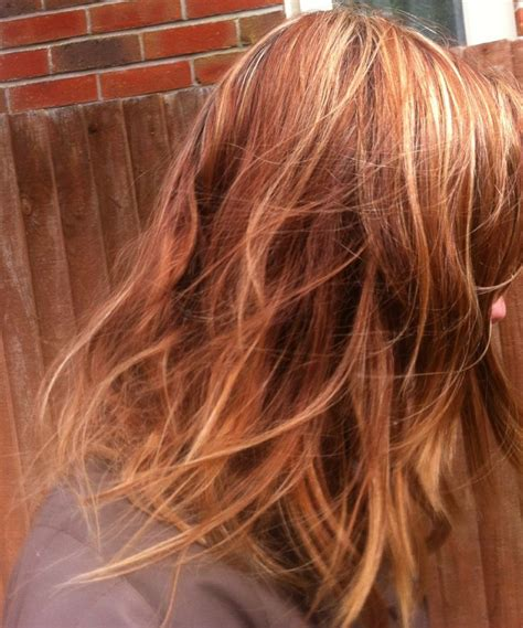 fix copper blonde hair fix copper blonde hair bleach blonde highlights in my