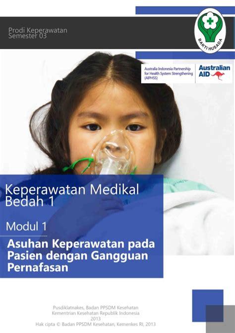 format askep medical bedah askep pada pasien dengan gangguan pernafasan akibat peradangan