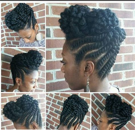 double stranded rods hairstyle 17 ideas about two strand twists on pinterest natural