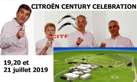 centenaire citroen 2019 le centenaire de citro 203 n les 19 20 et 21 juillet 2019 224