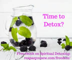 How Do You When You Are Detoxed by You Ve Detoxed Your You Detoxed Your Spirit