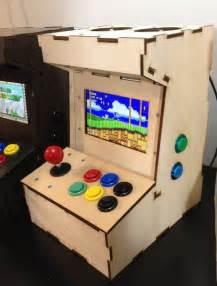 porta pi arcade a diy mini arcade cabinet for raspberry