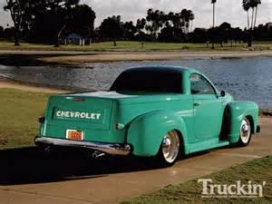 chevrolet ssr goodyear eagle tires truckin magazine