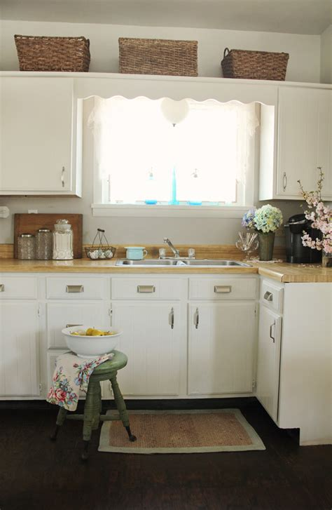 before and after painted kitchen cabinets kitchen cabinets painted before and after pretty petals