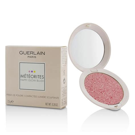 Guerlain Meteorites Happy Glow Blush On guerlain meteorites happy glow blush light sculpting