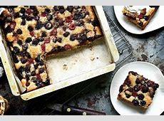 Late Summer Berry Torte Recipe   King Arthur Flour Recipes For King Arthur Cake Flour