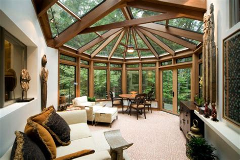 backyard solarium 13 marvelous contemporary sunroom designs for your backyard