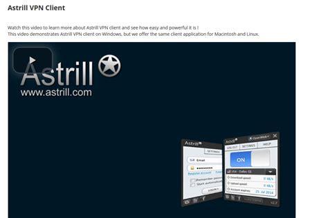 astrill logging remote desktop home network