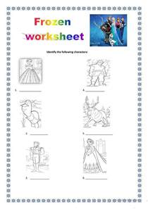 frozen worksheet worksheet free esl printable worksheets teachers