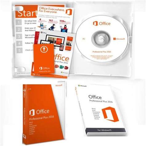 Microsoft Office Original Bhinneka jual microsoft office 2016 professional plus original lifetime license murah bhinneka