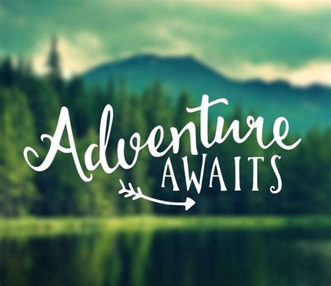 Adventure Awaits by Adventure Awaits