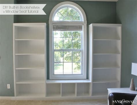 window bench and bookshelves playroom storage ideas decorating built ins