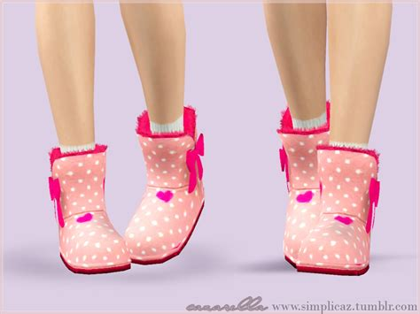 by simplicaz tags boots shoes flats female sims3 dashakirilova sims3 emily cc finds simplicaz something for almost all