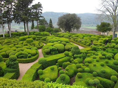 The Gaden The Overhanging Gardens Of Marqueyssac In