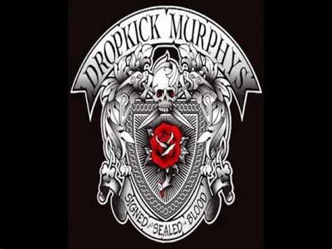 dropkick murphys rose tatto lyrics video youtube