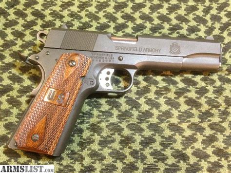 unh cus map armslist for sale springfield armory 1911 gi custom work all wilson combat parts