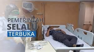 kementerian kesehatan sebut pemerintah indonesia tak