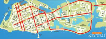 map of key west florida streets map of key west