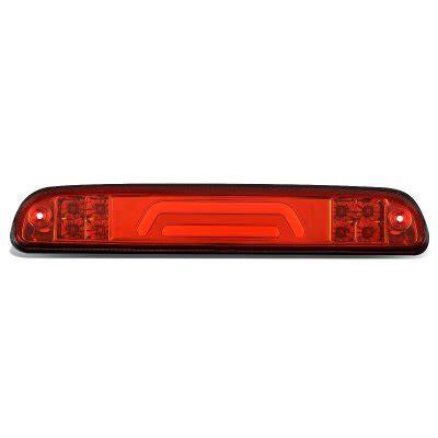 mazda b2300 1994 2010 red tube led third brake light cargo