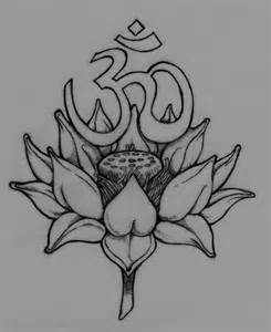 Lotus Flower Tattoo On Hip - water lily sketch tattoo viewing gallery