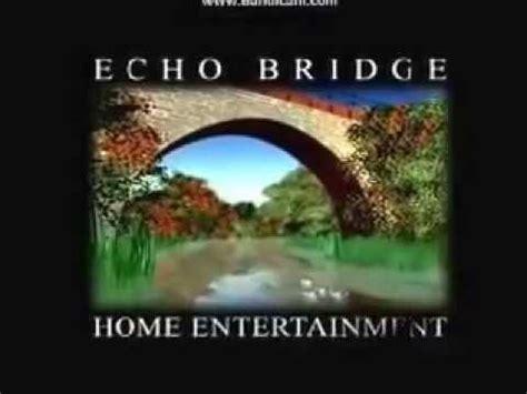 echo bridge home entertainment logo 2007 vidoemo