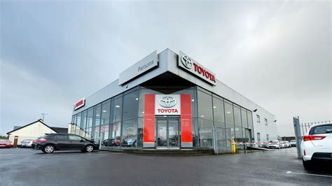 Garage Galway by Contact Parsons Garage Toyota For Car Services