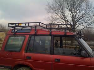land rover discovery custom roof racks