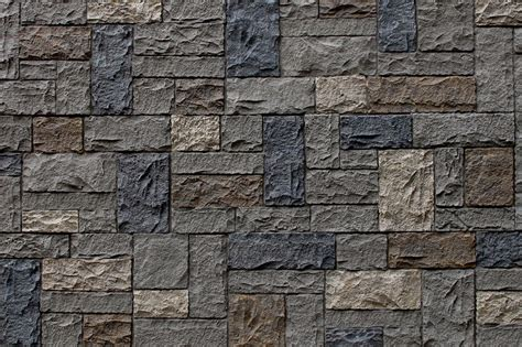 Simulated Veneer Stoneworks Faux Siding Castle Rock Dover Gray