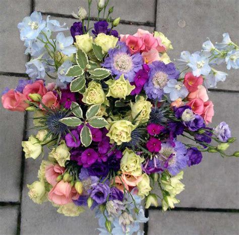 cottage garden bouquet cottage garden tie with spray roses bristol flower shop