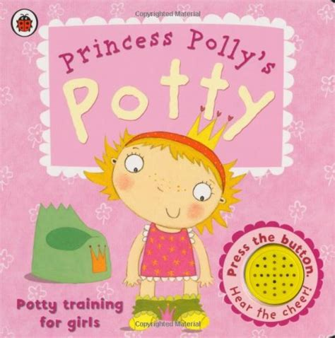 princess pollys potty sticker 0723281580 gt princess polly s potty a ladybird potty training book books
