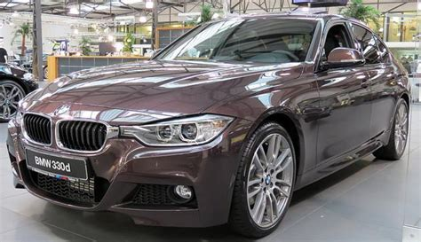 My2013 F30 Bmw Individual Colour Smokey Topaz Smokey The Coloring Pages