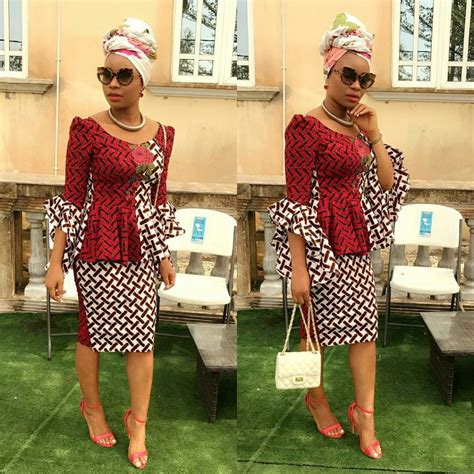 ankara skirts styles short skirt and blouse ankara styles short skirt and