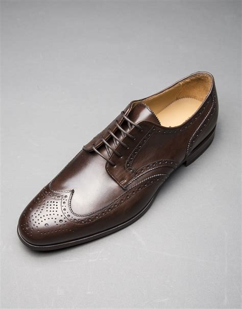 Brown Oxford Leather Shoes brown oxford leather shoe