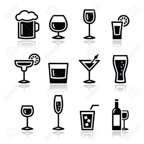 mixed drink clip alcohol clipart alcohol shot pencil and in color alcohol