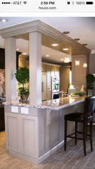Bar In Kitchen Ideas 25 best ideas about kitchen bar counter on pinterest