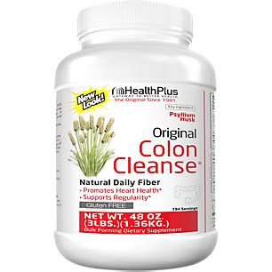 Vitamin Shoppe Detox by Colon Cleanse 48 Ounces Powder By Health Plus At
