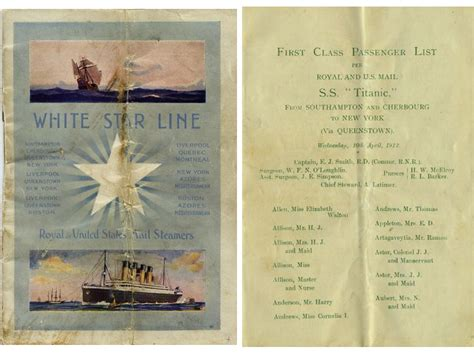 Tje Whitening Original file titanic brochure carried by marian thayer jpg